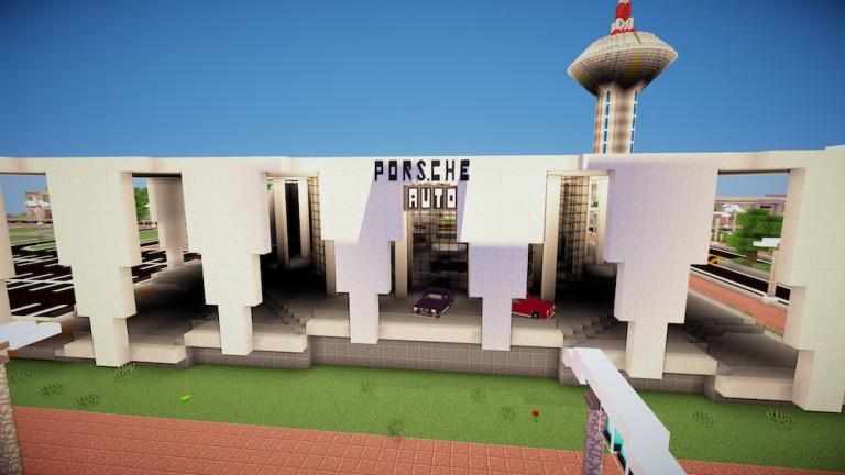 Porsche-Autohaus