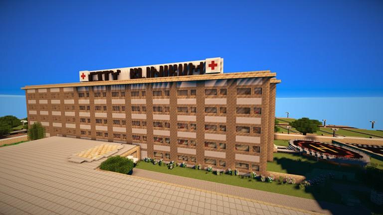 Krankenhaus Nordinsel